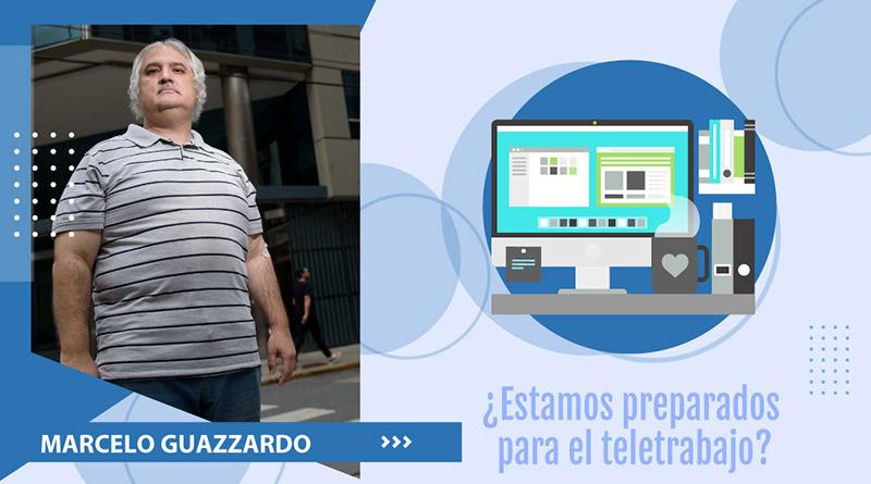 Marcelo Guazzarrdo - Neurona Buenos Aires