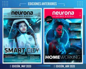 Ediciones anteriores mayo - Neurona BA