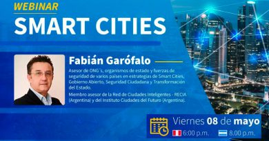 Webinar Smart Cities - Neurona BA