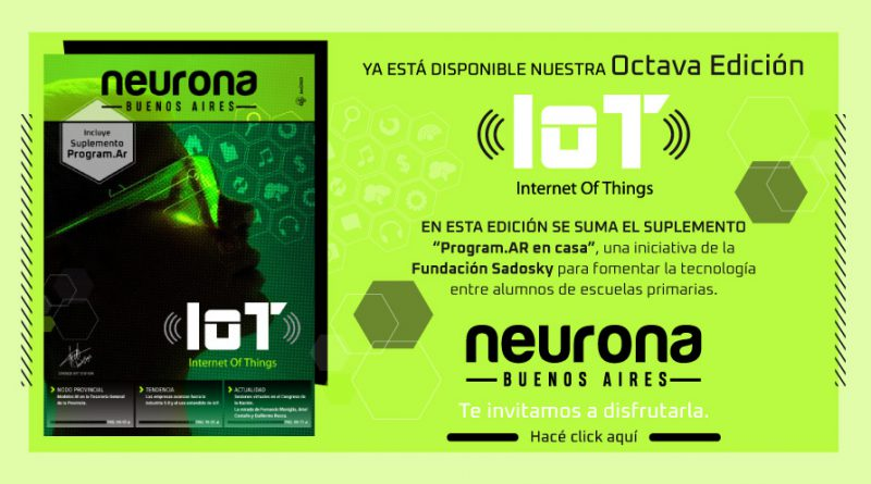 Octava Edición: Internet of Things