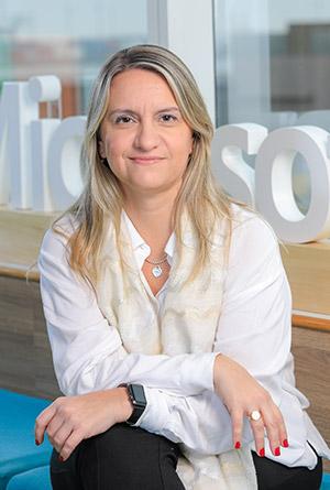 Mariana Freire - Microsoft