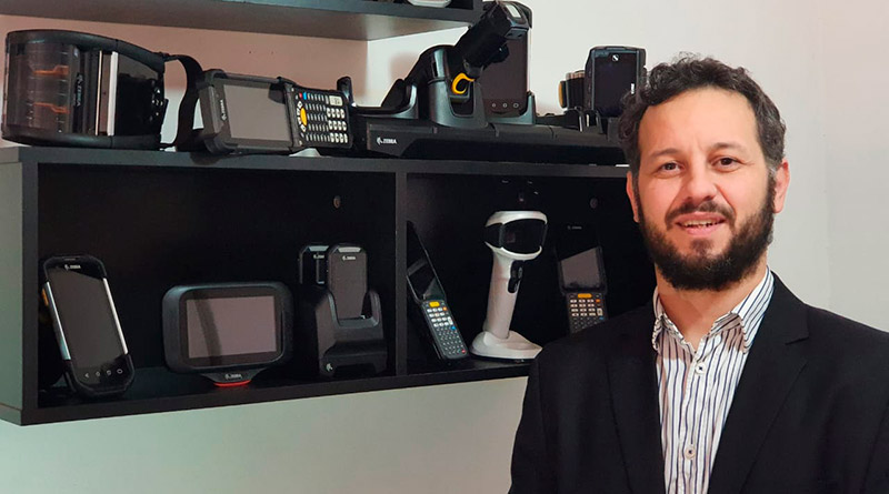 Martín Galeano, Channel Sales Manager de la región SOLA en Zebra Technologies