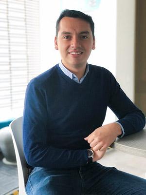 Andrés Ávila - Gerente de Mercadeo de Verticales -Zebra Technologies Latinoamérica