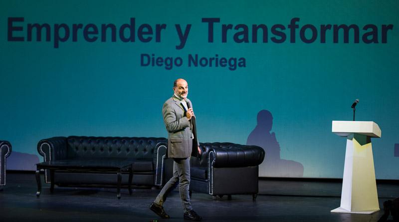 Diego Noriega - Conferencia Cumbre de Jovenes Lideres - Emprender y Transformar 2018