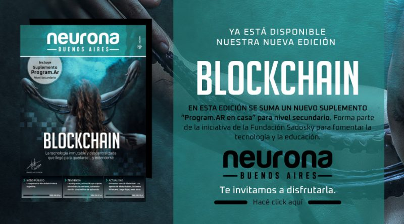 Novena Edicion Neurona BA - Blockchain