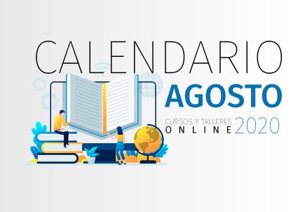 Calendario Agosto - Neurona BA