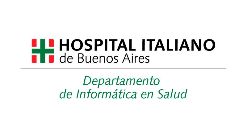 Hospital Italiano BsAs - Dto de Informatica en Salud