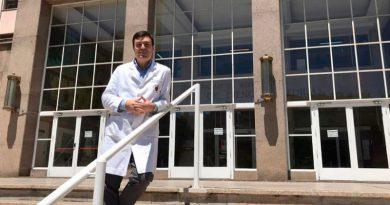 Dr. Ignacio Fernandez Criado - Hospital de Clinicas