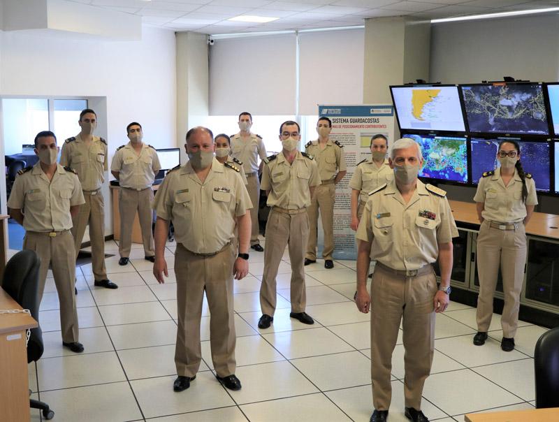 Equipo Prefectura Naval Argentina
