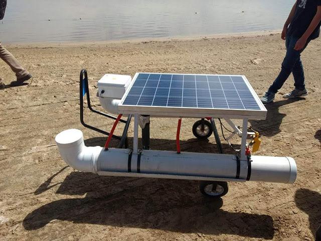 Drone Acuatico - Agustin Maiocco