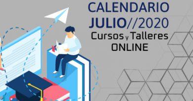 Calendario Julio - Neurona BA