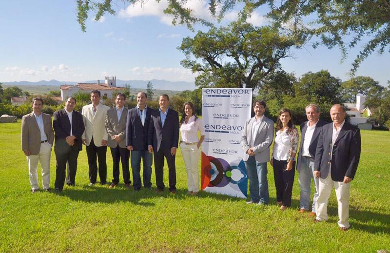 Diego Noriega - EndeavorNOA Fundacion Marzo2012