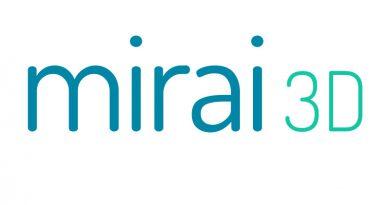 Mirai 3D Logo