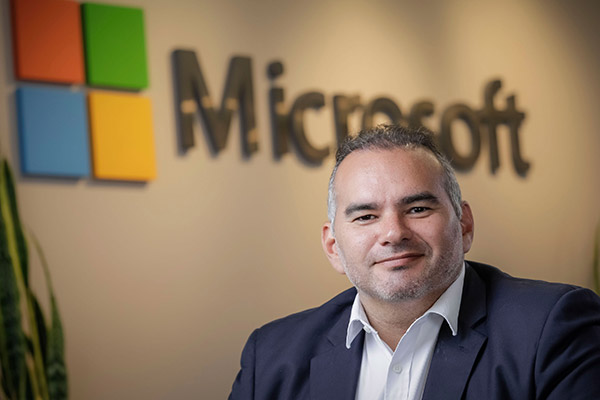 Javier Carrizo -Microsoft