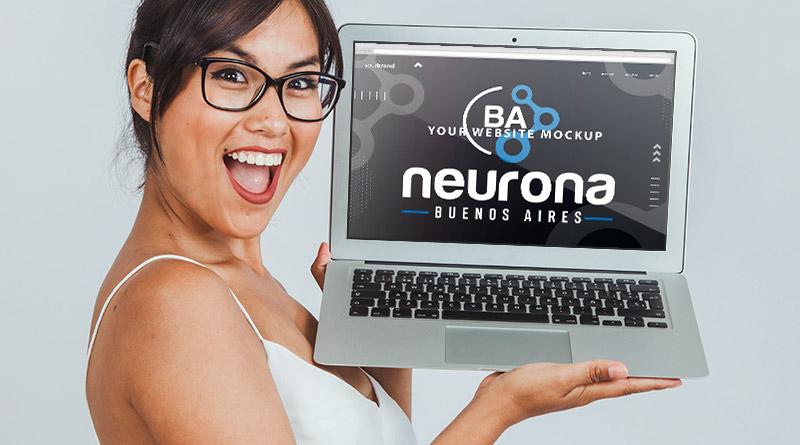 laptop neurona