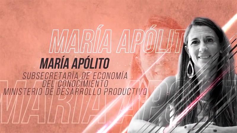 wef Maria Apolito