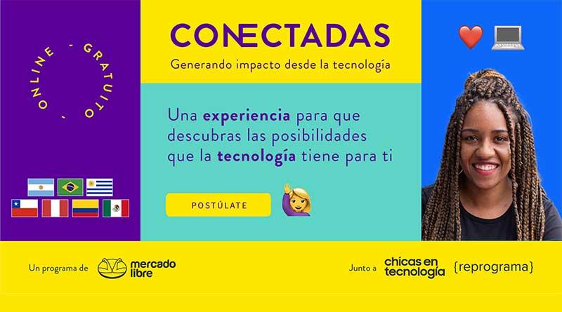 Conectadas - Mercado Libre