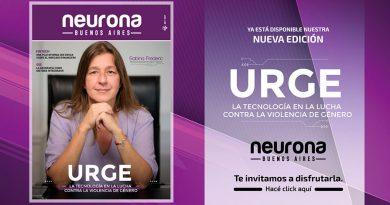 Flyer Edicion Abril 2021 Neurona BA
