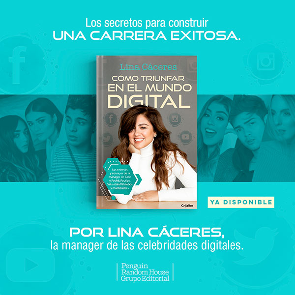 Lina Caceres Flyer