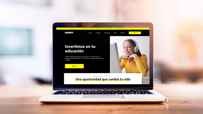 Henry_Website