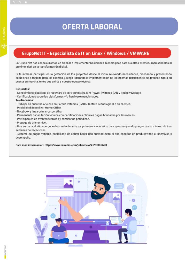 Ofertas Laborales Julio p1