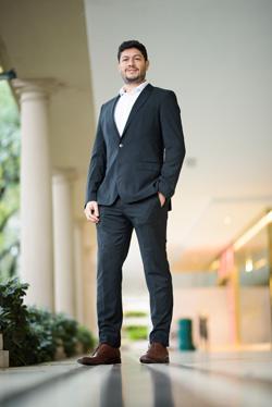 Daniel Sánchez, Managing Director de Adviters