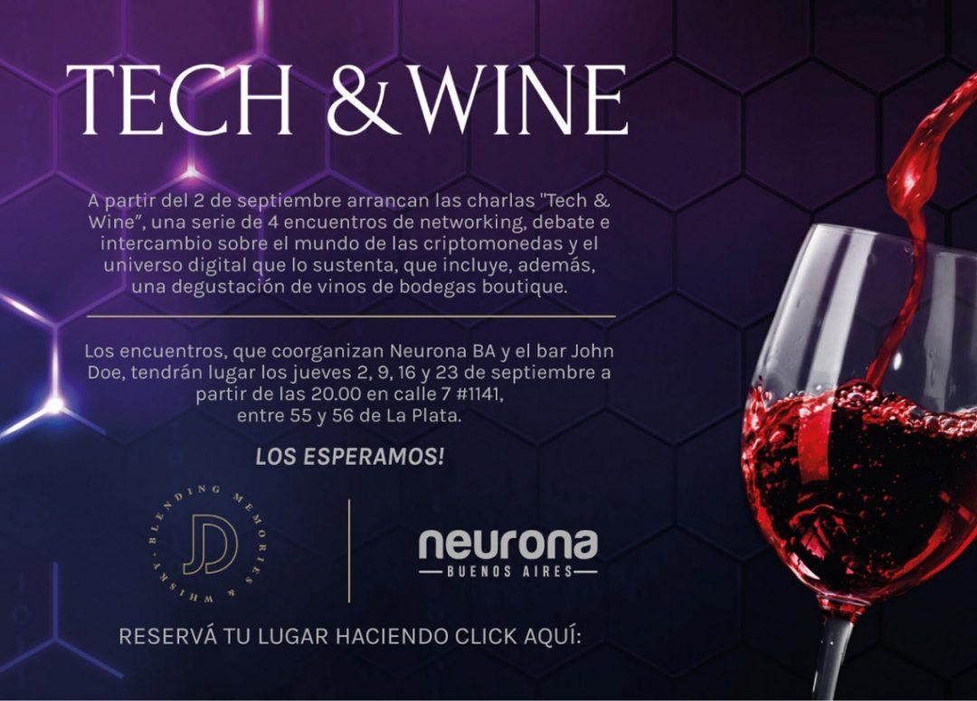 Tech & Wine